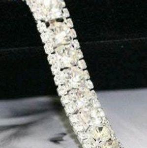 Glimmer Tennis Bracelet